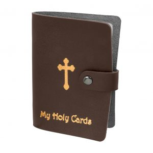 Holy Card Holder